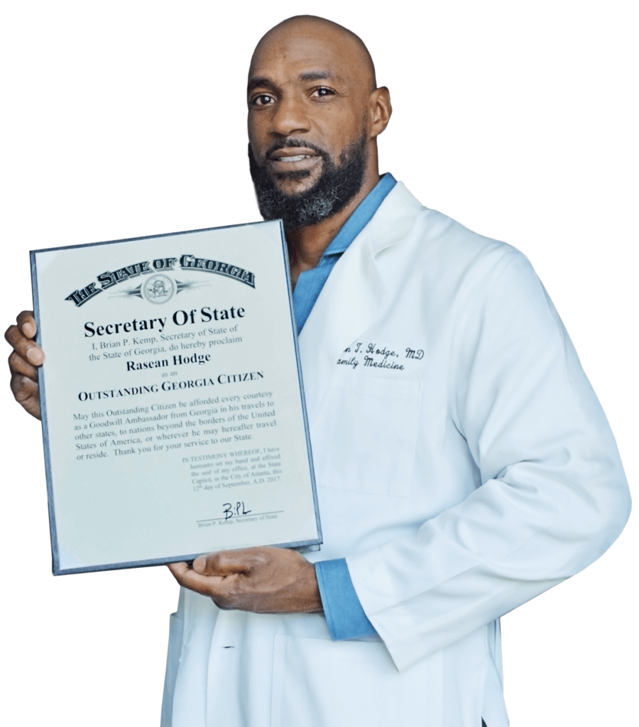 Dr.Rasean Hodge